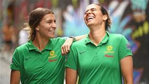 Matildas release World Cup pressure valve