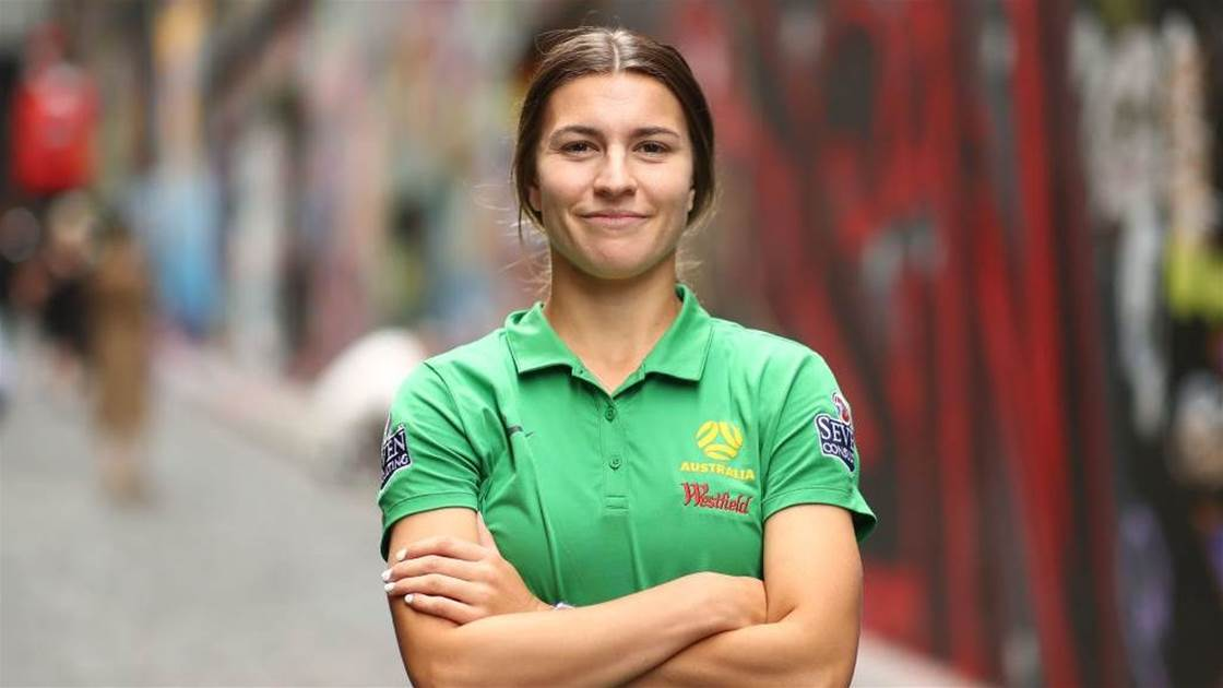 Steph Catley on how she'd change the W-League, the 'golden generation' and dating a fellow footballer