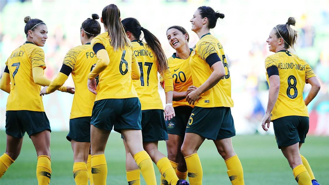 Three things we learnt: Matildas v Argentina