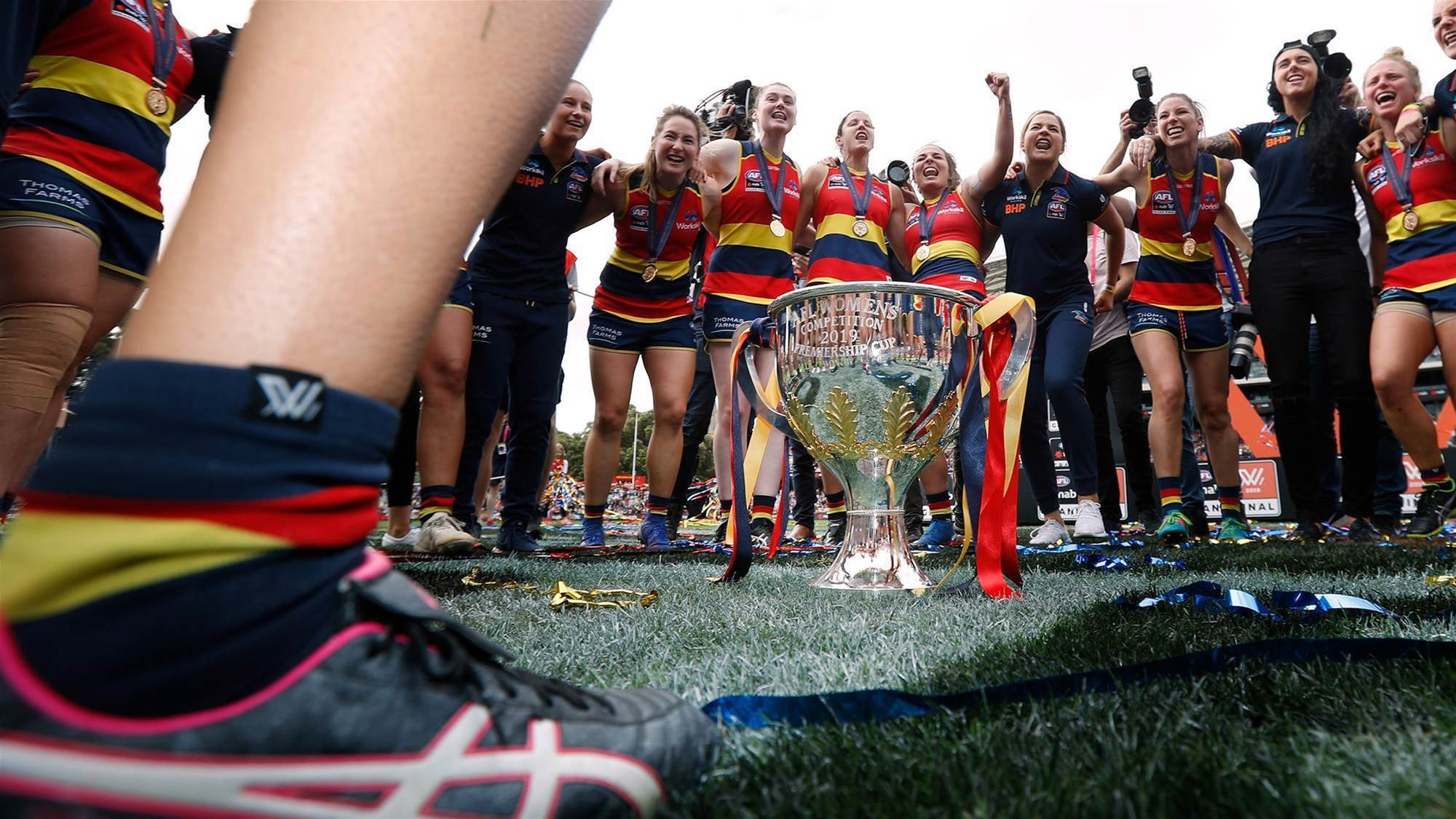 AFLW 2020 lists so far