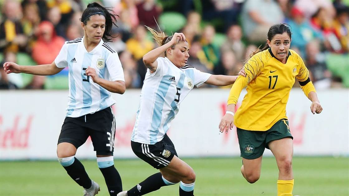 'Excited' Matildas midfielder joins Japanese club in new pro league
