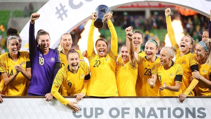 Why are they called the Matildas? (and why it's perfect)