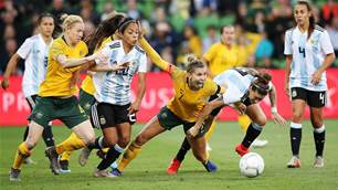 Norway see Matildas as shaky in defence