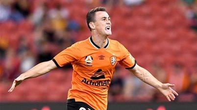 Confirmed: Two Brisbane A-League strikers leave Roar