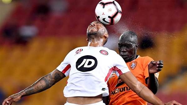 Brisbane Roar v Western Sydney Wanderers player ratings