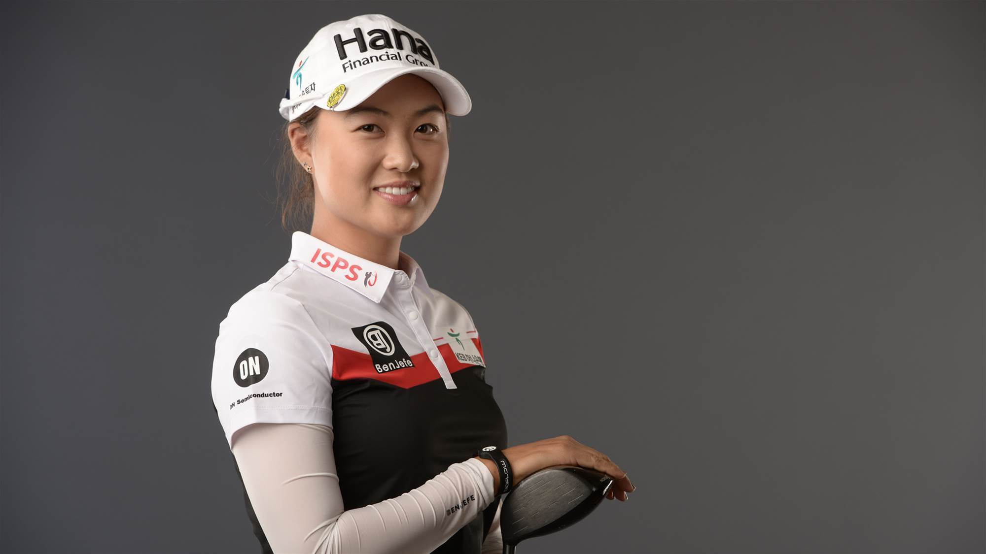 Lee out to break women's major drought