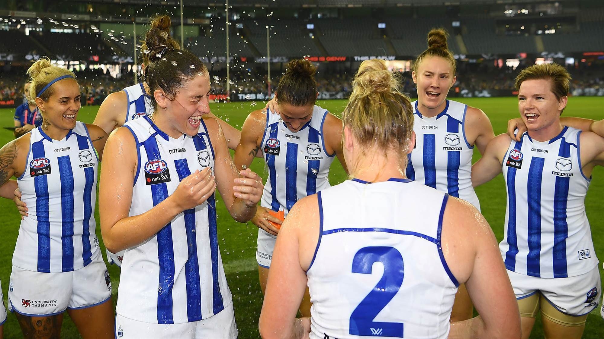 AFLW Sign and Trade Wrap: Day 9