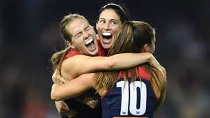 'It's no one's fault but our own': Melbourne Demons AFLW Preview