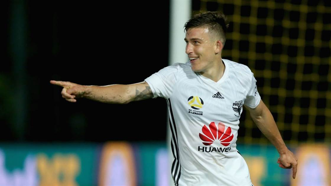 A-League's Wellington lock-down defender, set to lose more attackers