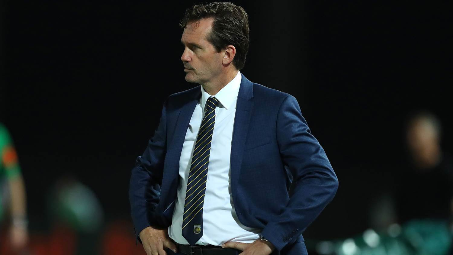 Mulvey declares 'I won't quit' after 8-2 drubbing