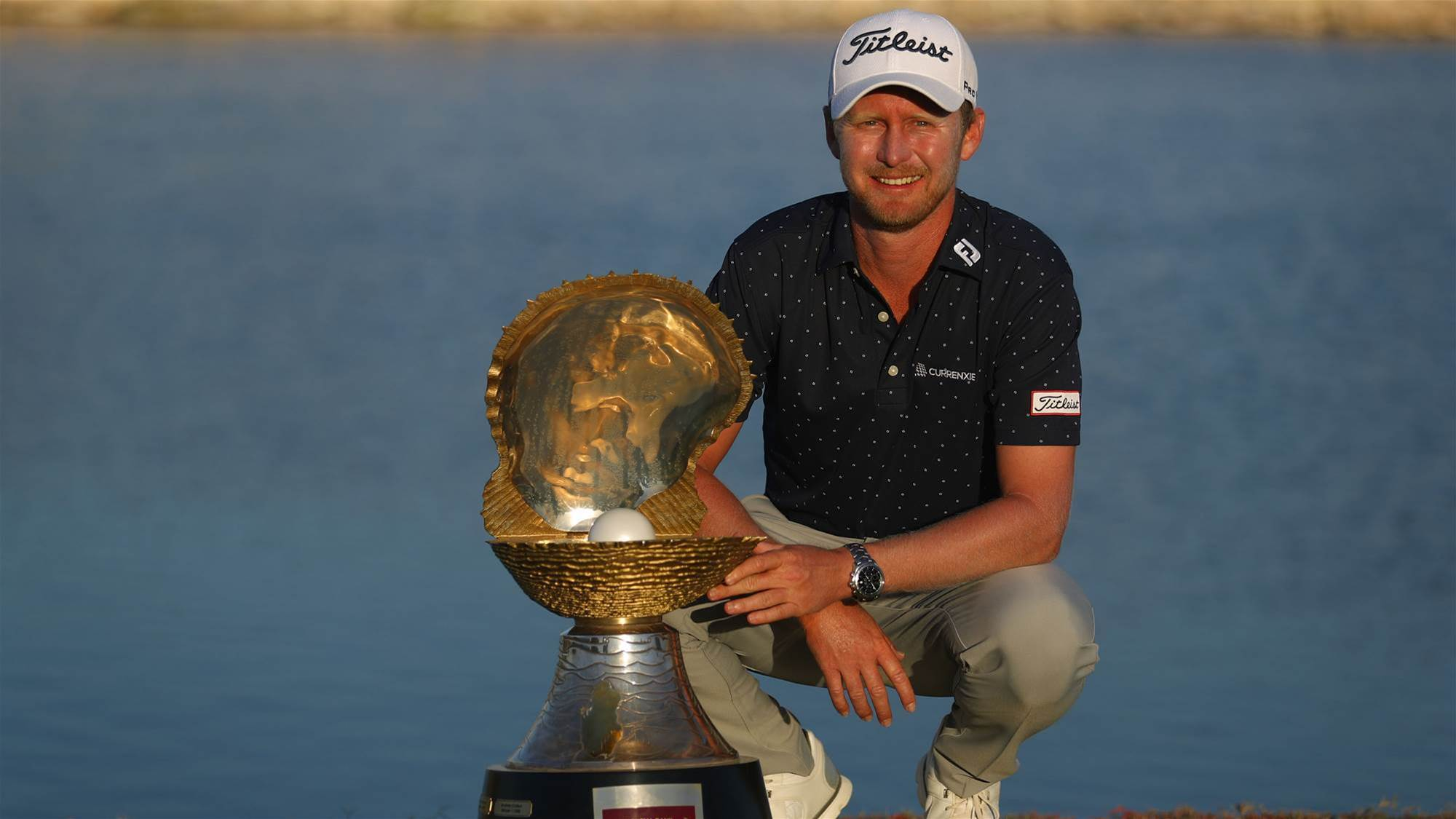 Euro Tour: Harding breaks through in Qatar
