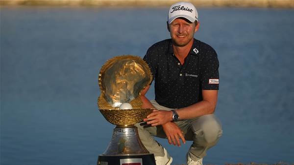 Euro Tour: Harding breaks through in Qatar