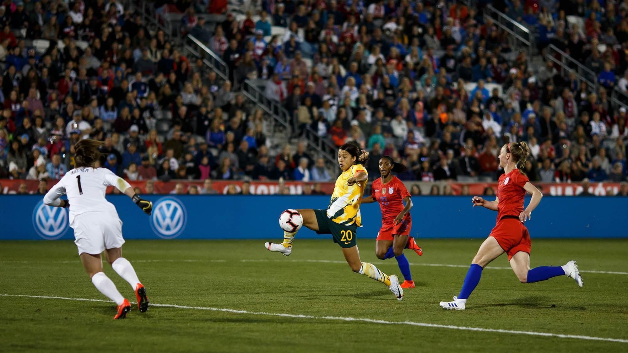 USA win in goal bonanza