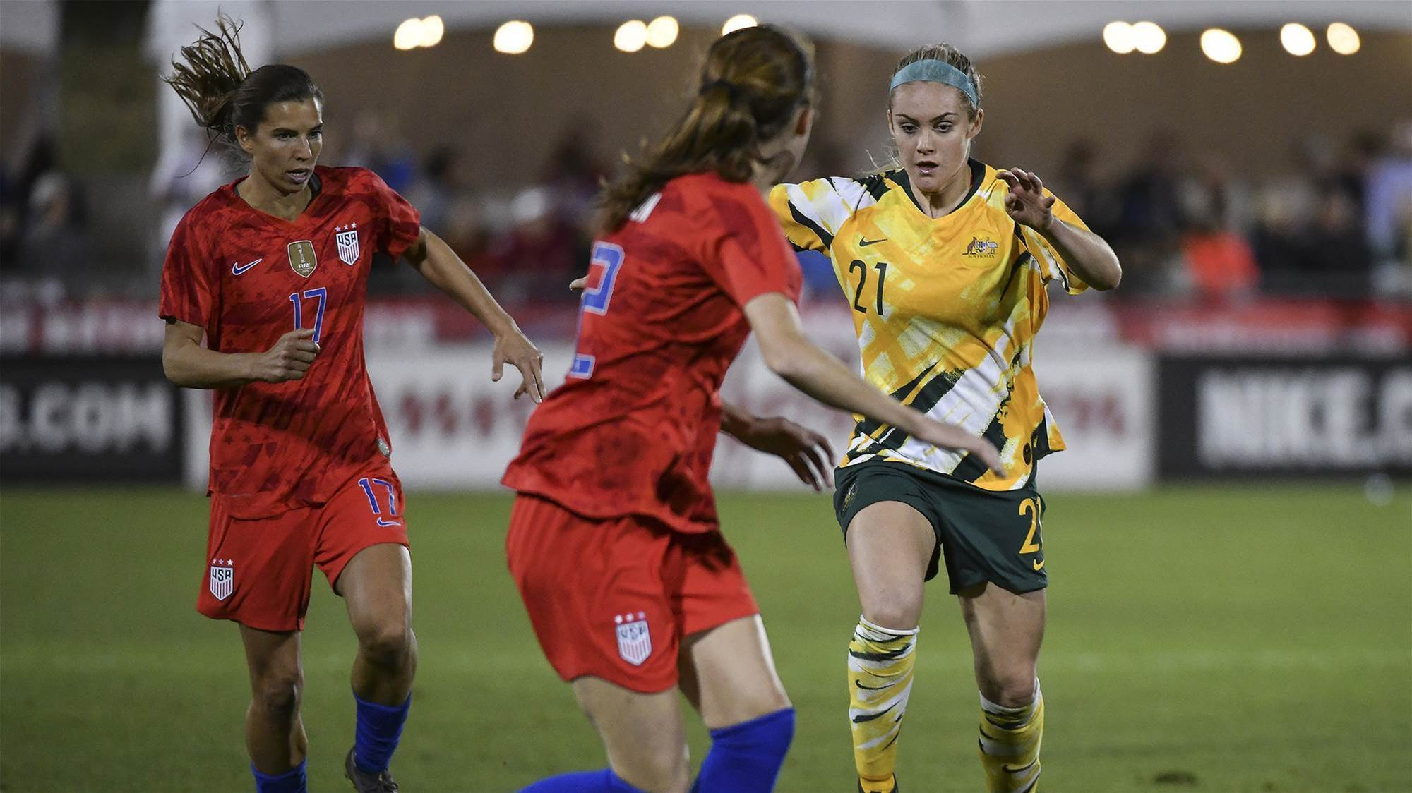 Sacrifices to follow Matildas dream