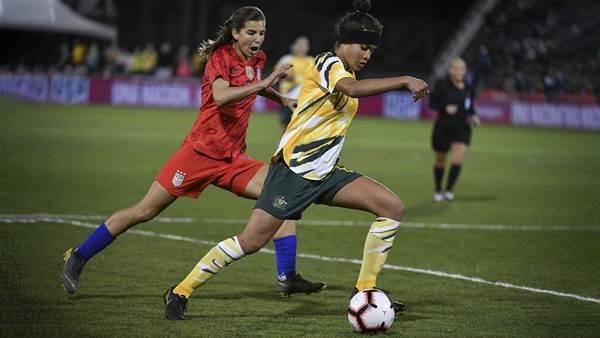 Teen queen's Dutch football awakening