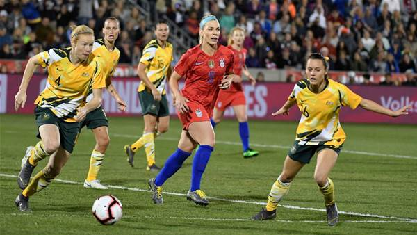USA v Matildas: Three things we learned