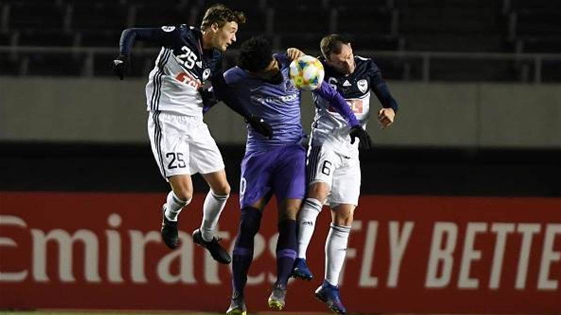 Victory flying high after hectic travel in A-League, ACL