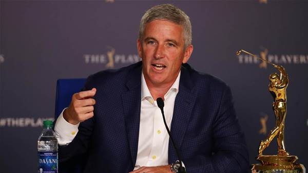 Jay Monahan: No plans yet to cancel or move events