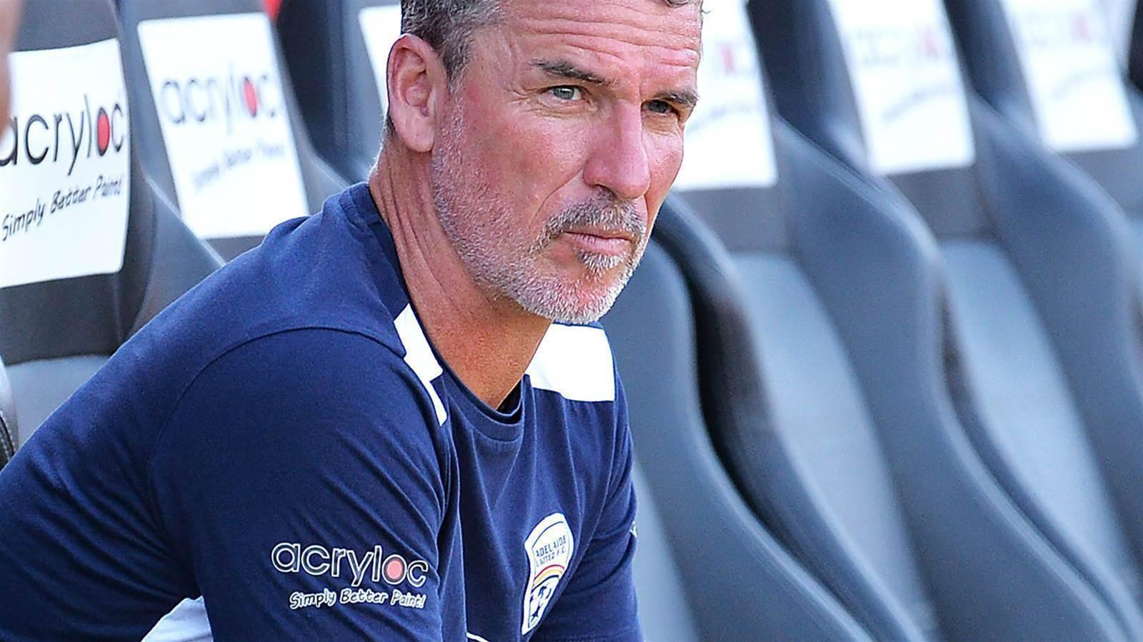 Adelaide axes Kurz for next season