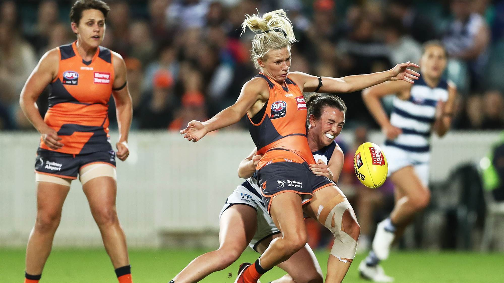 Re-signings galore for Crows and Roos
