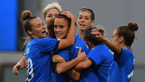 Guide to Matildas' World Cup rivals Italy