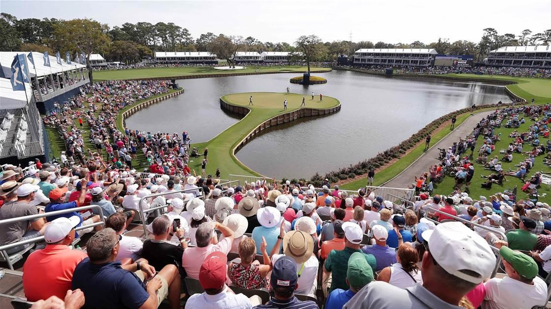 Coronavirus won't affect PGA Tour schedule