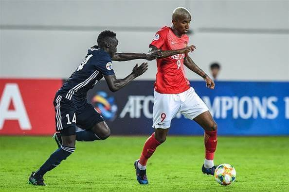 Victory's ACL warning: Talisca 'Guangzhou's Steph Curry'
