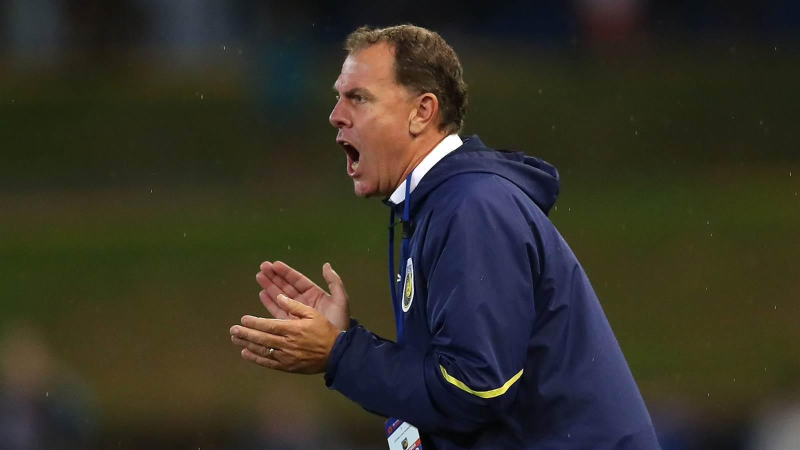 Stajcic's goals for the Mariners