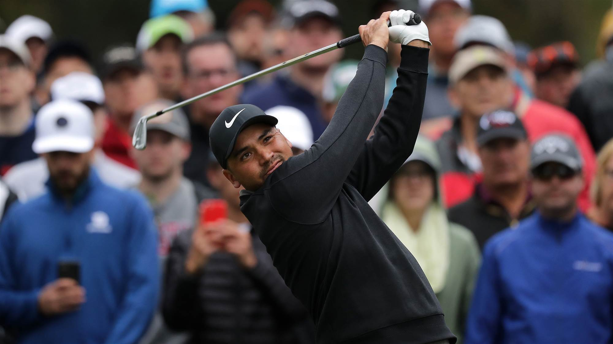 Valspar offers pre-Masters test, says Day