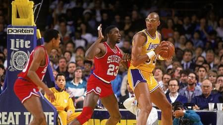 NBA All Time Alphabet Team: A