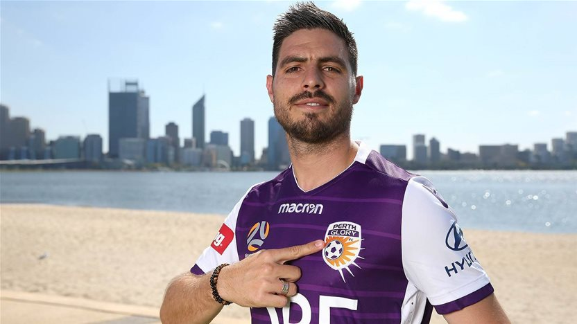 Bruno Fornaroli looms as Glory X-factor