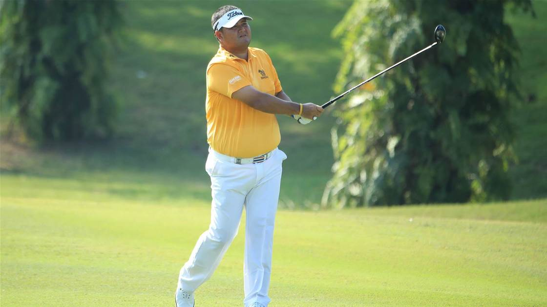 Big Dolphin well-placed at Indian Open