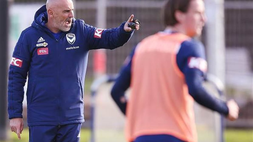 Victory coach's blunt message as A-League Finals loom