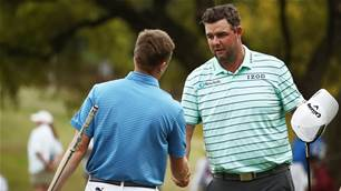 Leishman flying as Day & Smith out of WGC