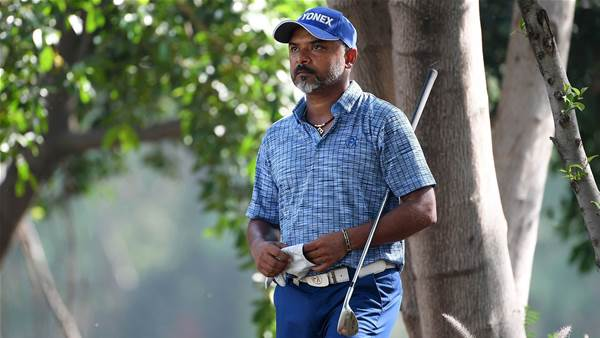 Gangjee gears up for title defence at Panasonic Open