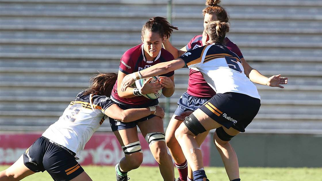 Grand final heartbreak a motivator for Queensland