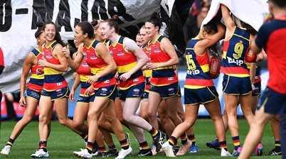 Re-signings galore for Crows