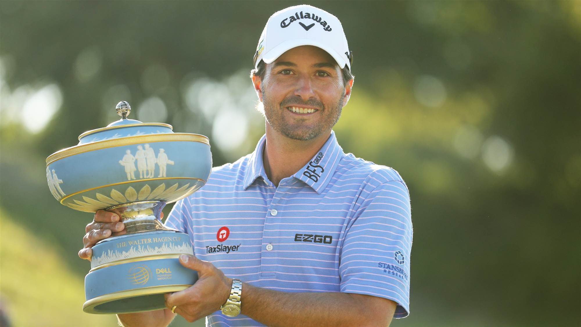 Kisner wins WGC-Match Play final