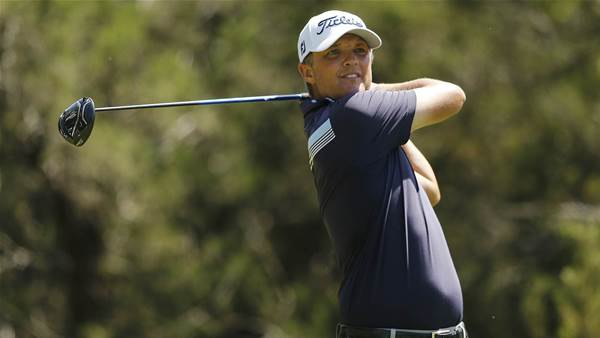 Matt Jones leads Aussie charge at Texas Open