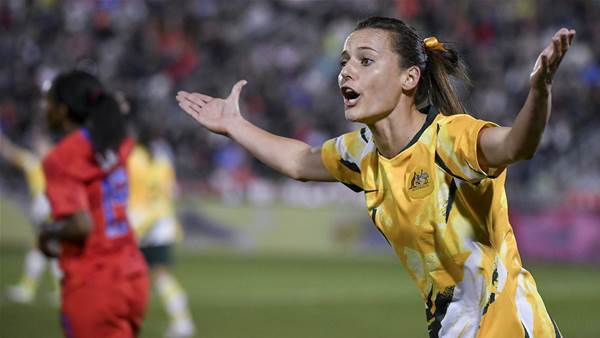 Cup-bound Matildas ready for Dutch test