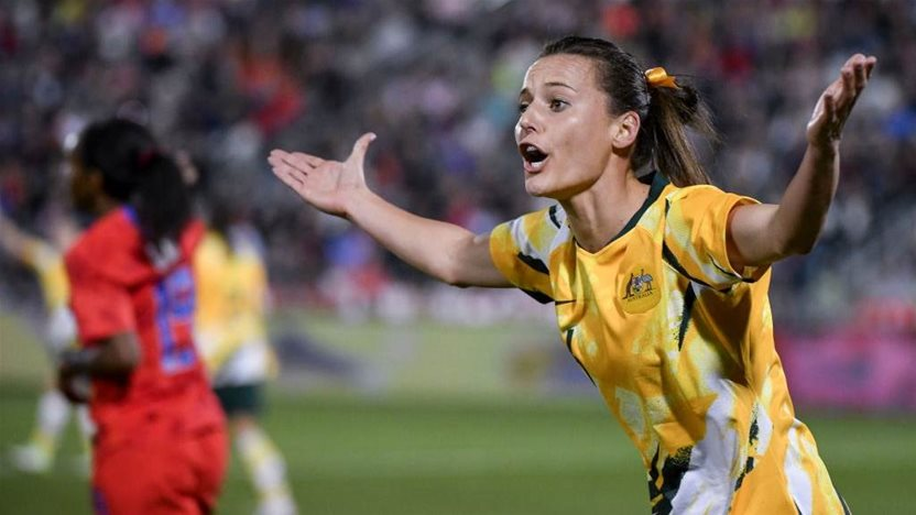 Another Matilda joins Kerr in Women's Super League