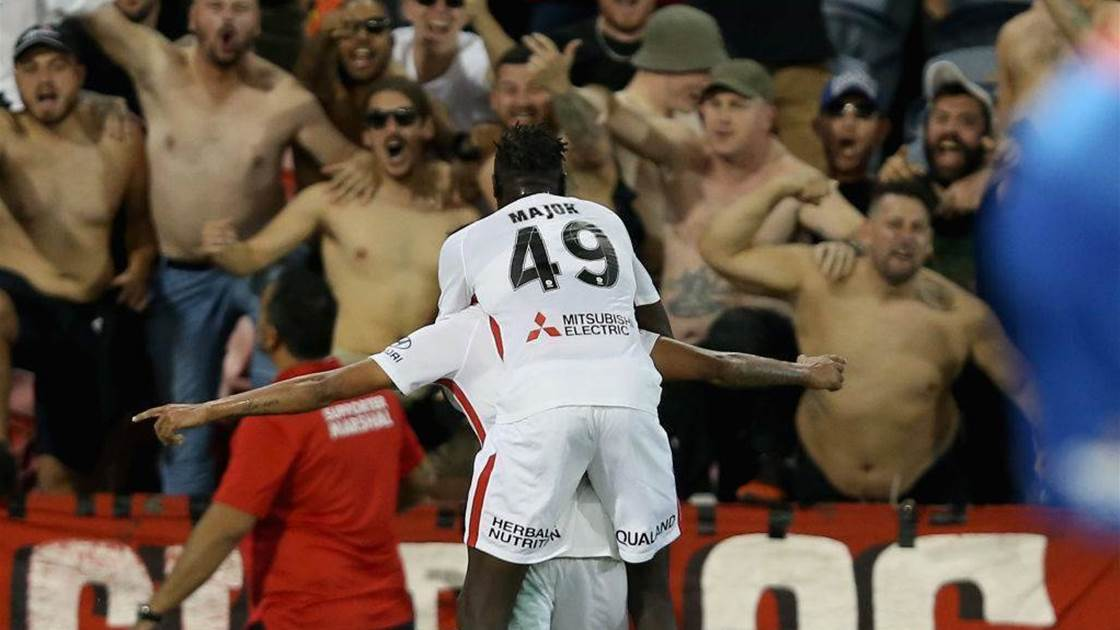 The 6 Best and Worst of Newcastle vs Western Sydney
