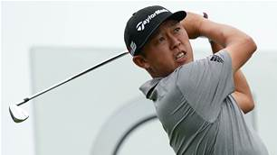 China Open: Three tied for opening-round lead