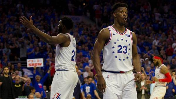 Is The (Philadelphia 76ers) Process complete?
