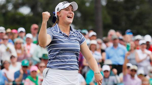 Invitations accepted to Augusta National Women's Amateur