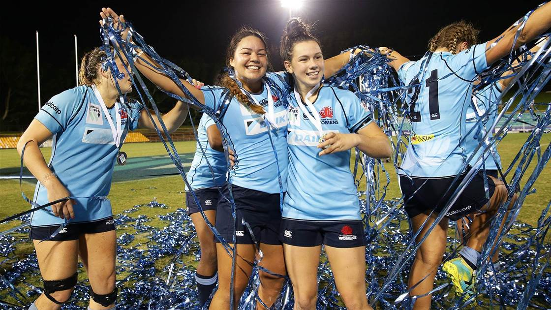 Waratahs are Super W champions again