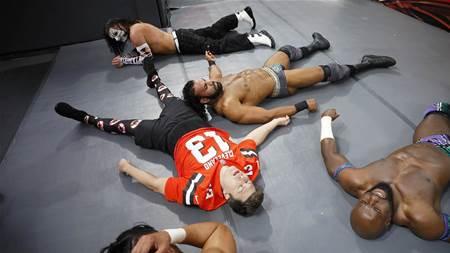 WWE moves Wrestlemania behind closed doors