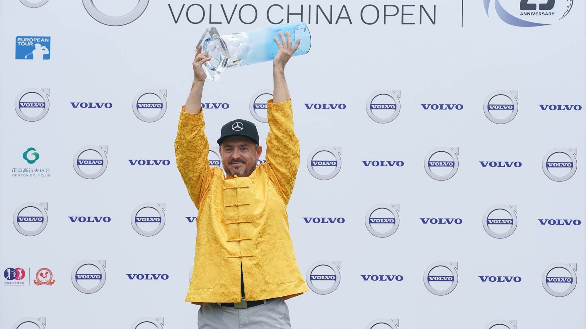 China Open: Mikko Korhonen prevails in playoff