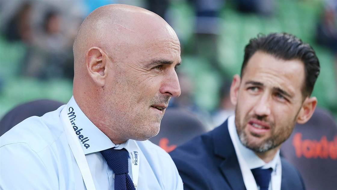 No misty-eyed feelz for Muscat over A-League exits