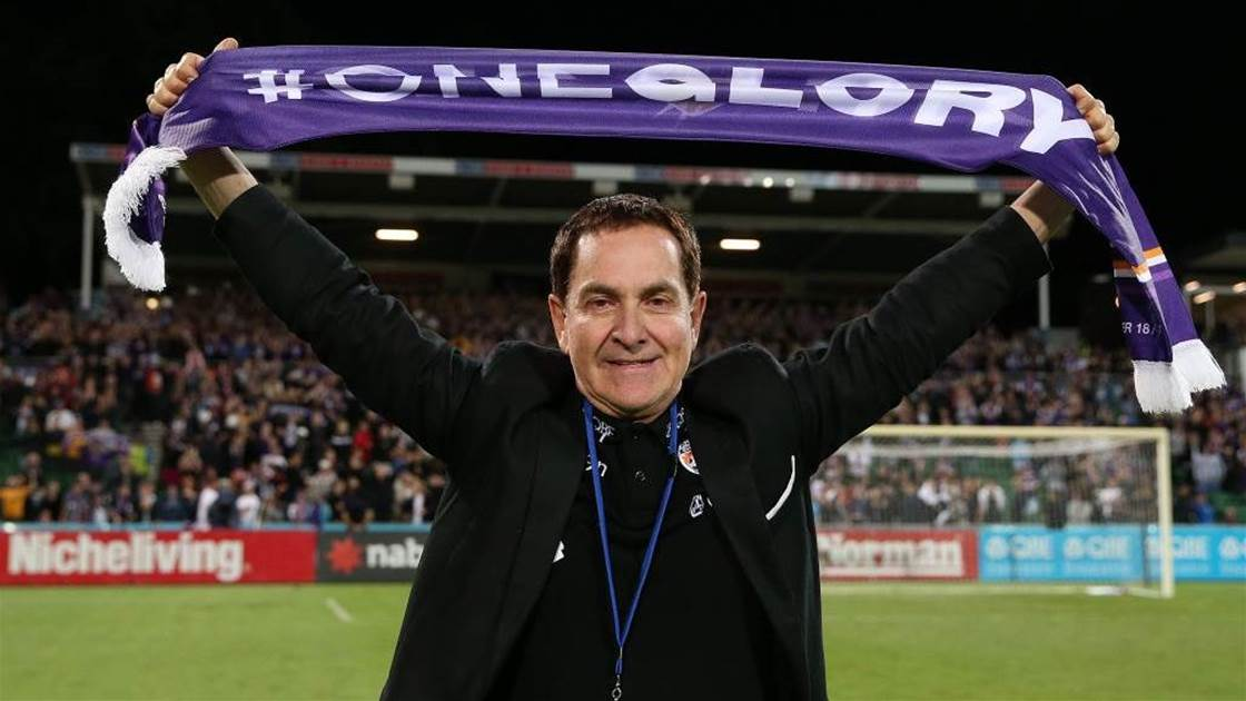 Perth hold their breath: Crunch time for Tony Sage